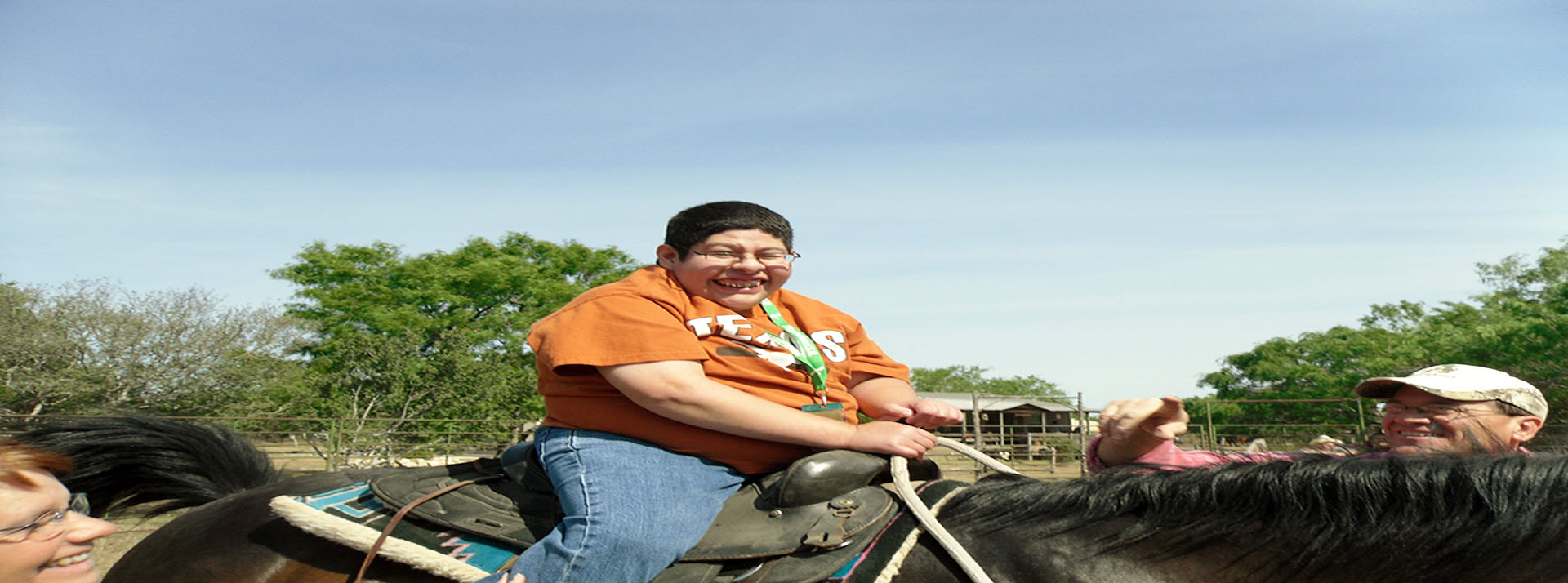 Horse Riding. Hayride. Music. Crafts. Games.